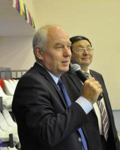 Владимир Попов и Владимир Долгушин
