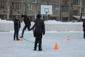 Зимние студенческие игры
