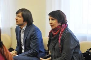 Валерий Гут, Любовь Турбина