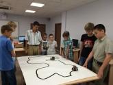 Юные робототехники ТИУ готовы бороться за Кубок губернатора