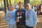 Чемпионы по скалолазанию