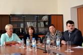 Президиум видеоконференции ЦДО