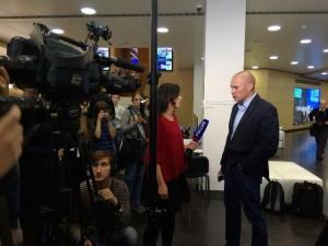 Интервью с Андреем Медведевым