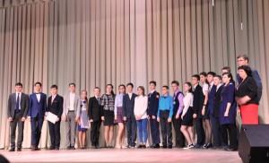 """Победители регионального этапа """"Шаг в будущее"""""""
