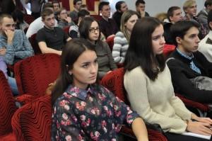 Студенты ИГиН