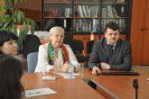 Светлана Моор и Павел Апасев