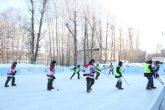 открытый турнир «Хоккей в валенках»