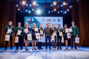 Лучшие представители руководителей отрядов области 2016 год закрытие трудового семестра