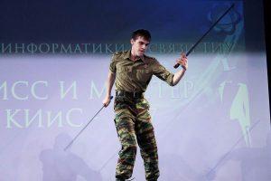 Визитка Юрия Михеева