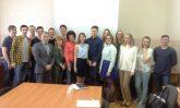 Студенты кафедры «Кадастра и ГИС» представили доклады на конференции «Новые технологии - нефтегазовому региону»
