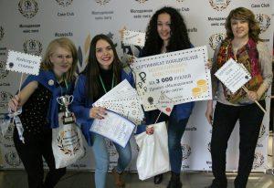 Студентки ТИУ привезли победу с Всероссийского кейс-турнира