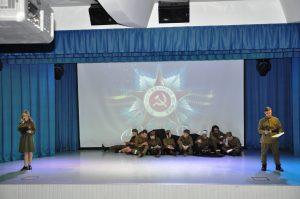 В ТИУ прошел праздничный концерт, посвященный Дню Победы