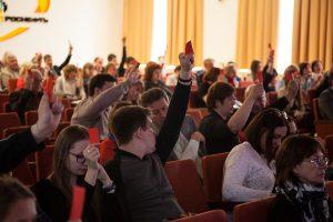 В ТИУ прошла конференция трудового коллектива и обучающихся вуза