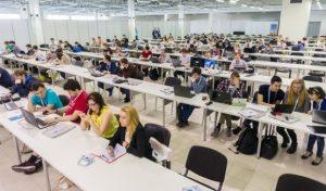 Обучающиеся КИиС – участники Международного студенческого хакатона