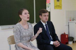 Наиля Латфуллина и Альберт Мальшаков