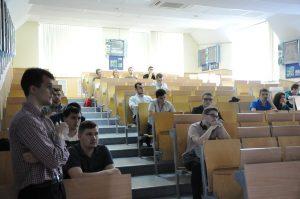 В ТИУ прошла конференция «Сервис автомобилей и технологических машин»