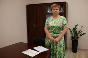 И.о.ректора ТИУ Вероника Ефремова