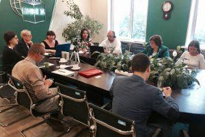 Участники вебинара в Москве