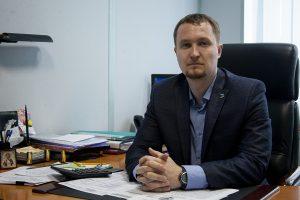"""Евгений Козин, руководитель образовательной программы """"Автотранспортная мехатроника"""""""