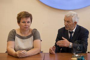 Вероника Ефремова и Владимир Субботин
