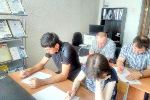 ТПД г. Нижневартовск проводит скайп-экзамен для абитуриентов