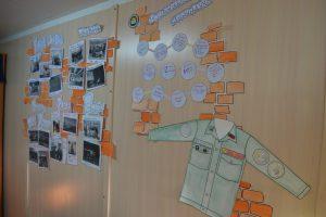 В конкурсе отрядных лагерей тюменцы победили в номинации «Самый художественный отряд»