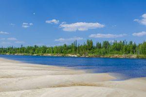 Экспедиция в район бассейна реки Таз