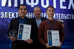 Жанат Касакеев, Евгений Артамонов, Евгений Завьялов