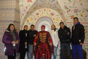 С Сибирским Воеводой. Посвящение первокурсников Тобольского филиала ТИУ