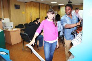 Международный учебно-тренажерный центр ТИУ включат в турмаршрут «Черное золото Сибири»
