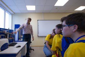 Учебная лаборатория процессов и аппаратов нефтегазопереработки