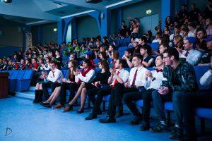 На Конференции студентов