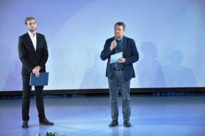 Директор департамента научно-исследовательской деятельности ТИУ Павел Евтин