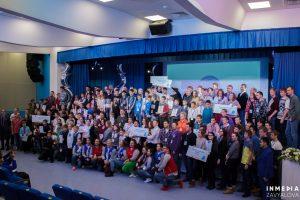 Участники и победители хакатона