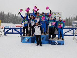 Победители и призеры Кубка России по биатлону в Увате
