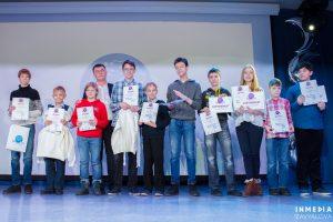 Победители профиля Arduino - Hackathon Kids