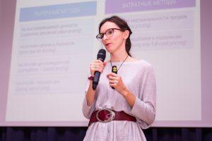 Елена Шешуева, руководитель проекта