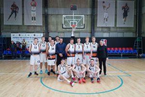 Команда Тюменской области по баскетболу