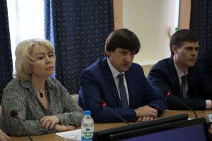 Людмила Габышева, Максим Афанасьев, Евгений Ташланов