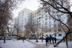 Парк в створе улиц Луначарского и Нагорная