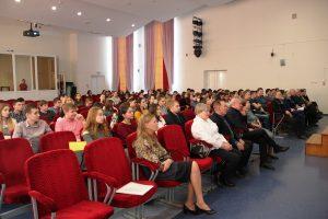 Лекция академика Валерия Верниковского