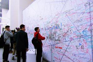 Студенты на мероприятии в Музейном комплексе им. И.Я. Словцова