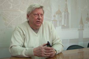 Анатолий Александрович Серебренников