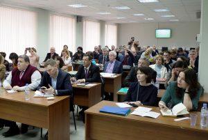 УМС на базе состоялось на базе Государственного университета по землеустройству в городе Москве.