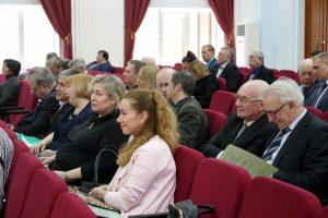 Представители кафедры ЗиК на УМС в Москве