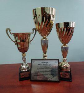 Спортсмены МПК завоевали медали юбилейной спартакиады