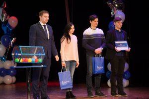 Победители розыгрыша призов от ТИУ