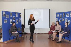 Всемирный день поэзии отметили чтением стихов Анны Ахматовой