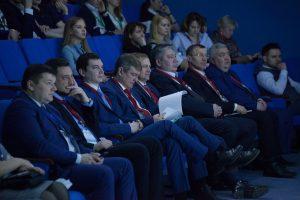 Представители компаний-партнеров Чемпионата