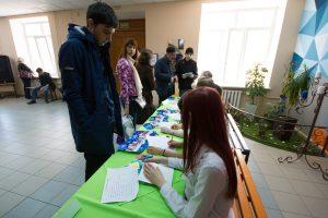 В Многопрофильном колледже ТИУ прошёл День открытых дверей